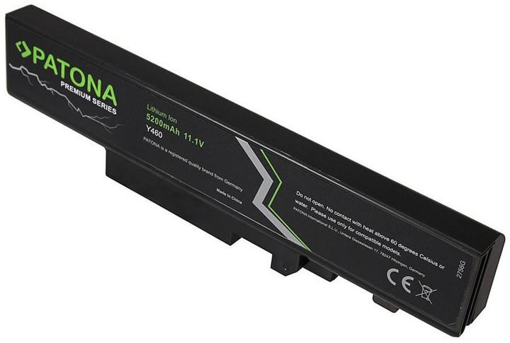 Patona baterie pro ntb LENOVO B560 5200mAh Li-Ion 11,1V PREMIUM