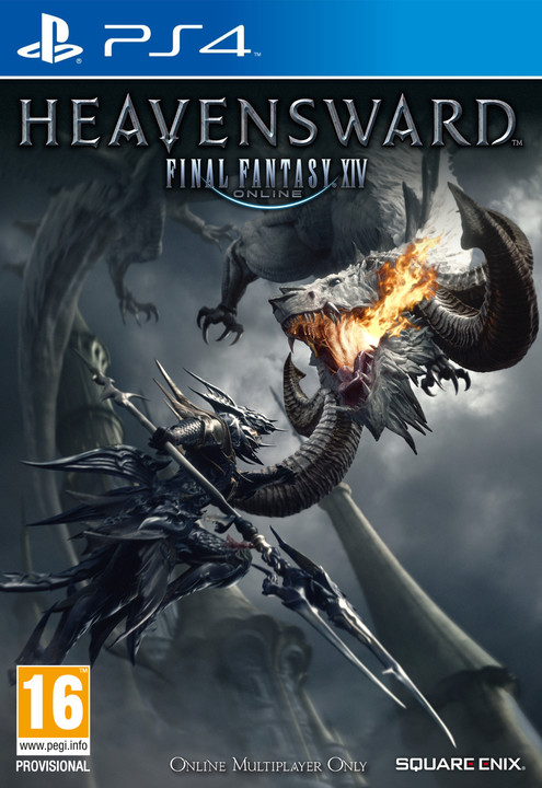 Final Fantasy XIV: Heavensward - PS4