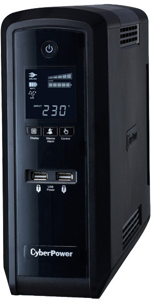 CyberPower PFC SineWare GP 1500VA/900W LCD
