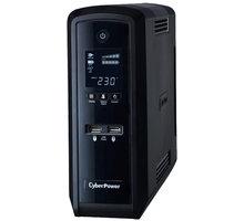 CyberPower PFC SineWare GP 1500VA/900W LCD - CP1500EPFCLCD