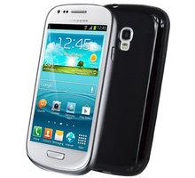 CELLY Gelskin pro Samsung Galaxy S3 Mini, černá - GELSKIN280BK