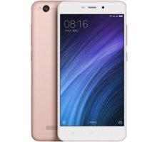 Xiaomi RedMi 4A - 16GB, zlato-růžová