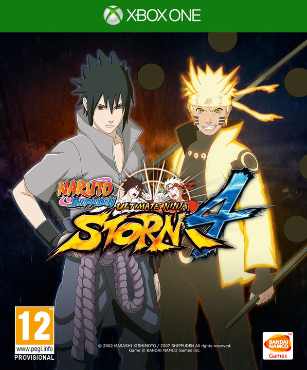 Naruto Shippuden: Ultimate Ninja Storm 4 - XONE