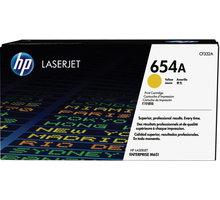HP 654A, žlutá - CF332A