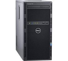 Dell PowerEdge T130 TW /E3-1220v5/8GB/2x1TB SAS/H330/bezOS - S16-T130-3PROMO