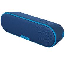 Sony SRS-XB2, modrá - SRSXB2L.EU8