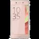 Sony Xperia X, růžová/zlatá