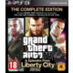 Grand Theft Auto IV Complete - PS3