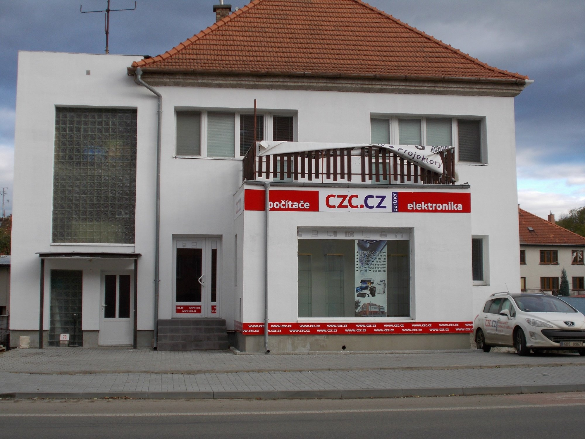 pobočka CZC.CZ