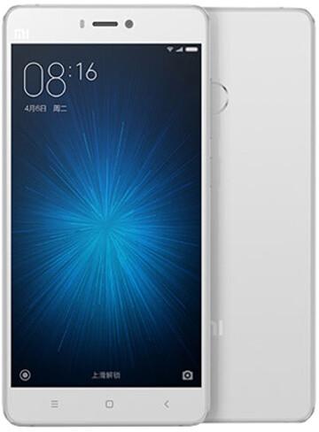 Xiaomi Mi4S - 16GB, LTE, bílá