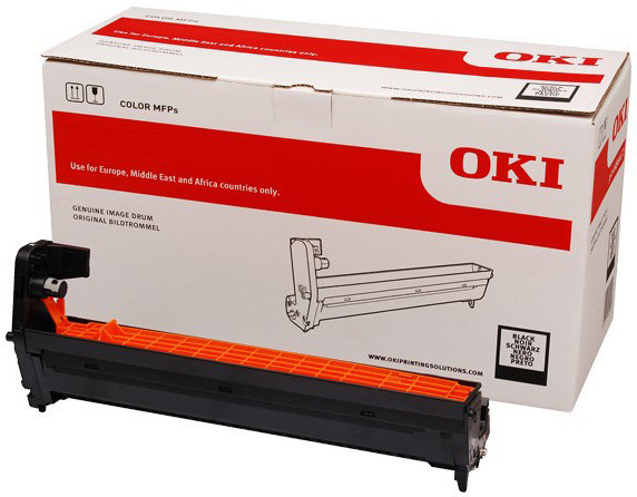 OKI 46507416, (30000 str.), black