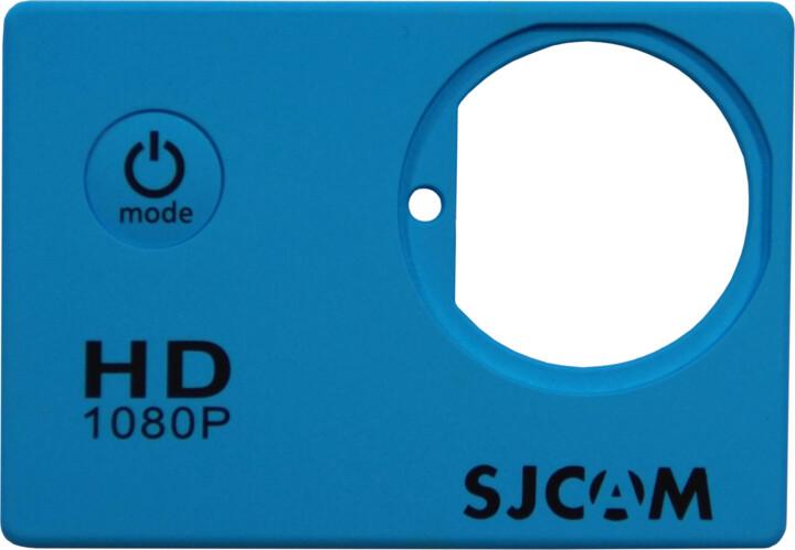 SJCAM ochranný kryt pro SJ4000, modrý
