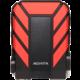ADATA HD710 Pro, USB3.1 - 1TB, červený