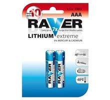 GP Raver, lithium, AAA, 2ks - 1321112000