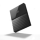 WD My Passport - 1TB, černá