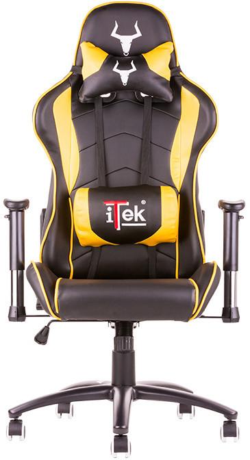 iTek TAURUS P3, černá/žlutá