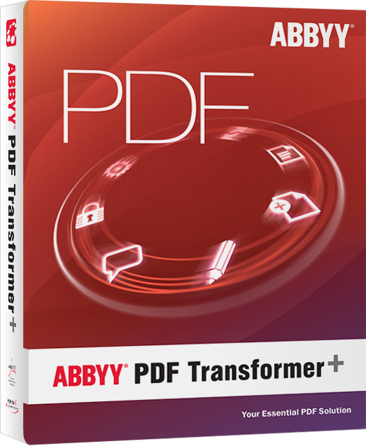 ABBYY PDF Transformer+ / Vol. purchase / standalone (1-5 lic.) Upgrade