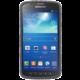 Samsung zadní kryt+ EF-PI929BO pro Galaxy S4 Active, oranžová
