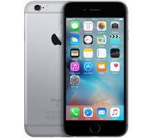 Apple iPhone 6s 32GB, šedá - MN0W2CN/A + Zdarma GSM pouzdro CELLY Frost pro Apple iPhone 6/6S, 0,29 mm, černá (v ceně 249,-)