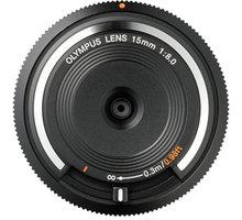 Olympus BCL-1580, 15mm, F8.0, černá - V325010BE000