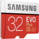 Samsung Micro SDHC EVO Plus 32GB UHS-I + adaptér