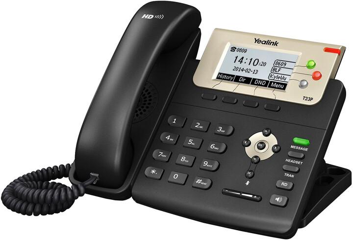 YEALINK SIP-T23P telefon