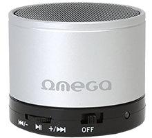 Omega OG47, přenosný, stříbrná - OG47S