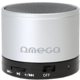 Omega OG47, přenosný, stříbrná