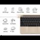 Nonda USB Type-C > USB 3.0 Typ-A Mini adaptér - Gold