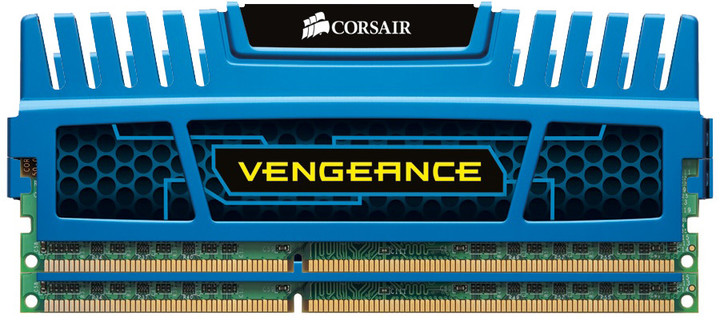Corsair Vengeance Blue 8GB (2x4GB) DDR3 1600