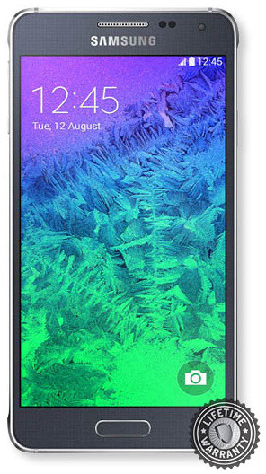 Screenshield ochrana displeje Tempered Glass pro Samsung Galaxy Alpha (SM-G850)