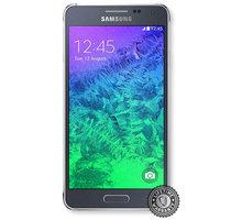 Screenshield ochrana displeje Tempered Glass pro Samsung Galaxy Alpha (SM-G850) - SAM-TGG850F-D
