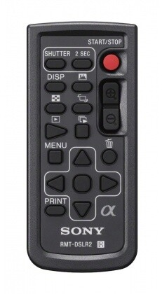 Sony RMT-DSLR2 Bezdrátový dálkový ovladač