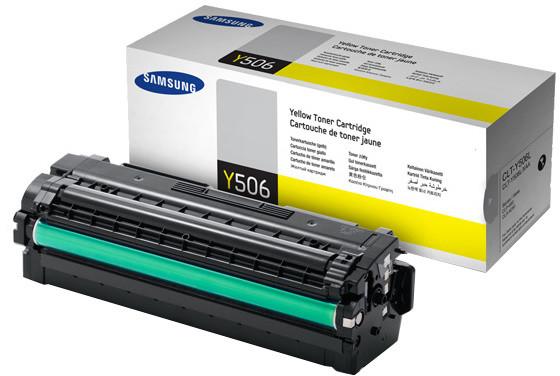 Samsung CLT-Y506L, žlutá