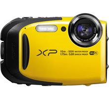 Fujifilm FinePix XP80, žlutá