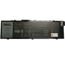 Dell baterie, 6-cell, 91Wh LI-ON pro Precision 7510/7710 - 451-BBSF