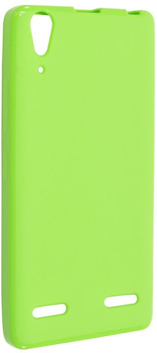FIXED pouzdro pro Lenovo A6000, zelená
