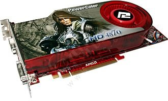 PowerColor HD 4870 1GB, PCI-E