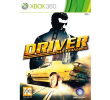 Driver San Francisco - X360 - USX20151