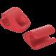 Allocacoc CableFix 8x, červená