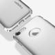 Spigen Hybrid Armor pro iPhone 7, satin silver