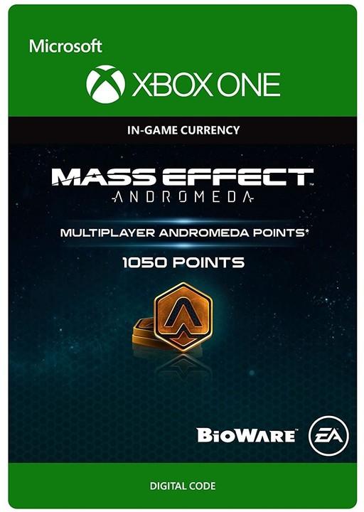 Mass Effect: Andromeda - 1050 Points (Xbox ONE) - elektronicky