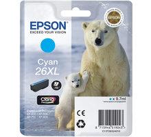 Epson C13T26324010, XL, cyan