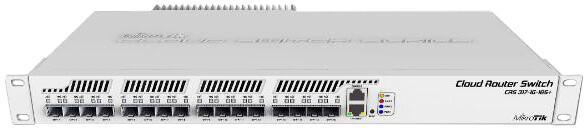Mikrotik Cloud Router CRS317-1G-16S+RM
