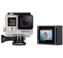 GoPro HD HERO 4 Silver Edition - CHDHY-401-EU + GoPro WiFi Remote v ceně 2399 Kč