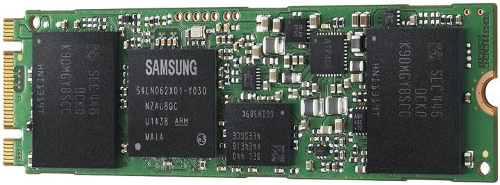 Samsung SSD 850 EVO (M.2) - 120GB