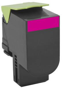 Lexmark 80C0H30, magenta