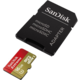 SanDisk Micro SDHC Extreme 16GB 90MB/s UHS-I U3 + SD adaptér