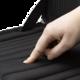 """CaseLogic pouzdro na notebook 11,6"""" Skořepina, černé"""