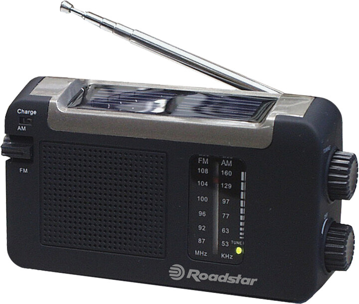 Roadstar TRA-500DS